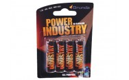 Paristo Power Industry LR06 AA, 1,5V 2600 mAh 4kpl