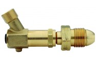 Letkurikkoventtiili Sievert 305401, kierre POL, pullot: P6-P45