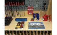 TiLA Työkalut elektroniikkakaappiin, ylä-aste Luokka I