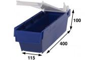 Varastolaatikko 400x115x100