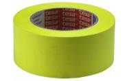 Lattiamerkintäteippi Tesa 4169, keltainen